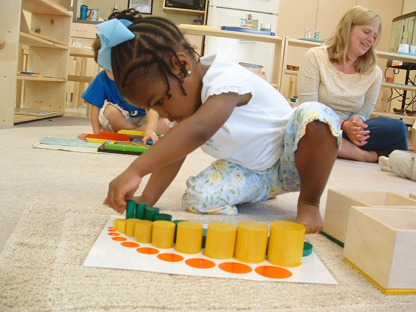 the importance of quality education the montessori method Skills that were selected for importance in life, not to examine specific expected effects  evaluating montessori education  the montessori method.